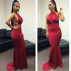 Tammy Rivera's Dress (Waka Flocka Flame's Wife)