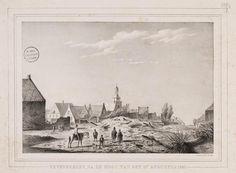 Zevenbergen, na de windhoos augustus 1848