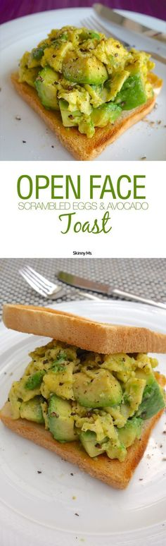 Avocado toasts are super trendy right now, and here's one that you can make at home with the added protein of eggs!