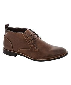 Brown Low Boot