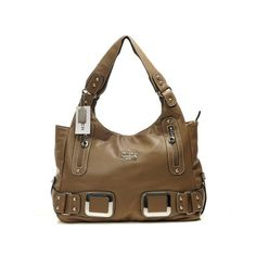Cheap And Fashion Coach Fashion Legacy Large Brown Totes DIH Are Here!
