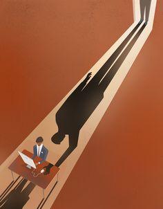 Conceptual Illustration by Francesco Bongiorni