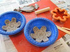 Fun clay lesson