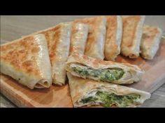Завтрак за 5 Минут Простой рецепт. - YouTube Chipotle Rice, Breakfast Items, Spanakopita, Fresh Rolls, Snacks, Meals, Cooking, Ethnic Recipes, Food