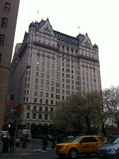 The Plaza Hotel (the elegance)