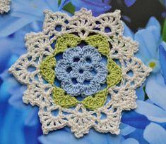Die 11 Besten Bilder Von Sechseck Häkeln Crochet Squares Yarns