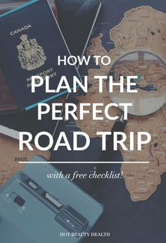 Are you planning a family vacation or going on the road with friends? Here are 18 things you need to do before your next road trip. Plus a free printable travel checklist for planning and packing your next road trip!
