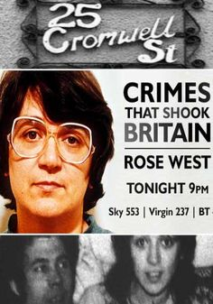 Rose West (Documentary) - When several bodies were discovered buried in the back garden of their Gloucester home in 1994, a media furor surrounded the couple after it... WATCH NOW !