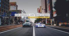 Car Maniacs : Life With Le Mans' - XJ220LM 962C 767B モーターヘッド Motorhead.j...