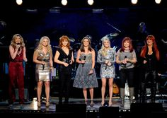 Carrie Underwood and Wynonna Judd - ACM Presents Girls Night Out: Superstar Women Of Country - Show