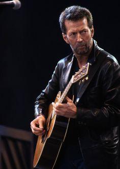 Eric Clapton..............