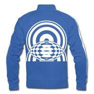 Jackets & Vests ~ Men's Track Jacket ~ F³ / Future Fusion Fashion