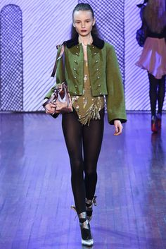 Olympia Le-Tan Fall 2015 Ready-to-Wear Fashion Show: Complete Collection - Style.com