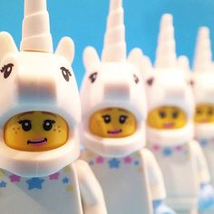 Lego #unicorns en masse...