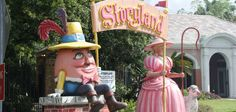 "Storyland | New Orleans City Park - $4/person Kids 36"" and under free"