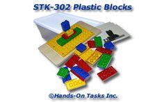 Stacking Lego Blocks Activity