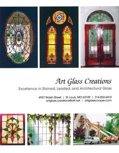 Art Glass Creations LLC St. Louis, MO