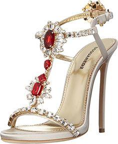 DSQUARED2 Women's Sandal with Jewelry Grigio Raso Sandal ... https://www.amazon.com/dp/B00ZQ3BMLW/ref=cm_sw_r_pi_dp_TmRxxbKSC13DP