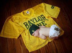 Definitely a future Baylor Bear!! #SicEm