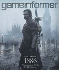 GameInformer Covers