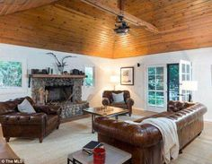 Steal: Benji snapped up the 1950s ranch -style property in 2013 for$1.125 million. It has 3 bedrooms and three bathrooms over2183 sq ft