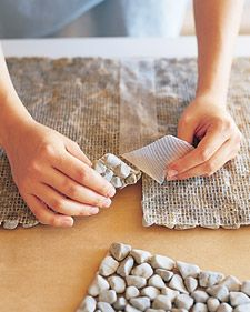 1000 images about stone mats on pinterest river stones for River stone bath mat