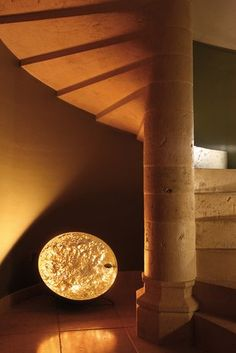 Stairs + Lighting by Catellani & Smith.