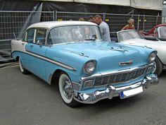 1956 - Chevrolet Bel Air