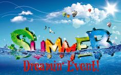 Summertime Dreamin' Event - 3 Winners - Each #prize is worth at least $899! The whole family will love these!