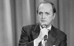 Bob Newhart (September 5, 1929-): 'I don't like country music, but I don't mean to denigrate those who do. And for the people who like country music, denigrate means 'put down'. Picture: Rex Features