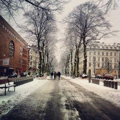 Vasagatan, Göteborg, Sweden.