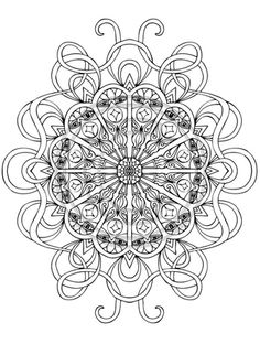 33 Best Mandala Images Embroidery Patterns Stencils Doodles