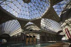 centro cultural borges - Buscar con Google Modern Dance, Cultural Center, Louvre, Africa, Architecture, Street, City, World, Building