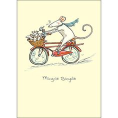 Micycle Bicycle - Anita Jeram