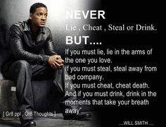 Will Smith Wisdom | Mighty Inspiration