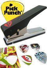 Pick Punch Guitar Plectrum Die Cutter