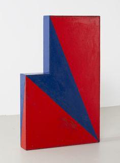 Albert Mertz - Painted box, 1989
