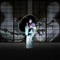 The Wave byhugh manflickrAlgunos derechos reservados  courtesy of okinawa soba:model  courtesy of aurelio.asiain:shoji  homage: Katsushika Hokusai