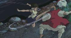 Tomb Raider Cosplay, Studio Ghibli Art, Arte Cyberpunk, Ghibli Movies, Old Anime, Comic Games, Bleach Anime, Hayao Miyazaki, Animation Film