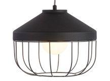Arthur Deep Pendant Lamp, Grey
