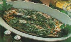 SANS GLUTEN SANS LACTOSE: Recette d'antan sans gluten et sans lactose : Filets de courgettes aux anchois