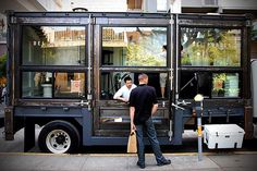 | Food Trucks: diseño sobre ruedas More