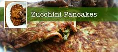 I recently made sweet potato pancakes and they were fantastic, so I decided to work on mastering a zucchini pancake option for those who can't or don't choose to eat sweet potatoes. I think you're going to like this one, it's quite simple and really satisfying. I think they're great with a side of sausage or bacon… Enjoy!