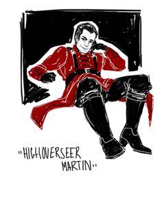High Overseer Martin