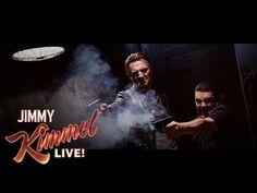 Jimmy Kimmel Live: Taken 4 with Liam Neeson, Guillermo & Jimmy Kimmel