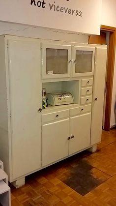 Credenza anni 50 a lucca kijiji annunci di ebay architettura cucina pinterest lucca - Credenze cucina anni 50 ...