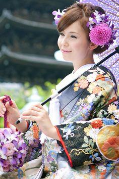 Kimono style Yohatsu