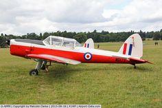 De Havilland DHC-1 Chipmunk Mk22