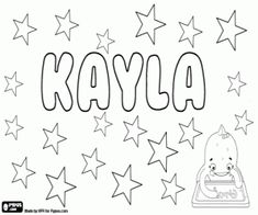 17 best MY NAME images on Pinterest   Coloring pages, Coloring ...