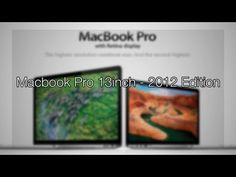 Macbook Pro 13inch - 2012 Edition
